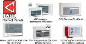 C-Tec Fire Alarm Panels